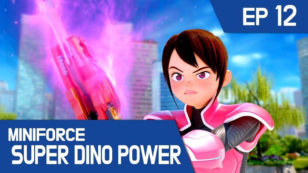 Download [MINIFORCE Super Dino Power] Ep.12: Go, Miniforce Ranger Suzy!
