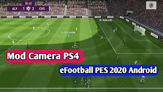 Kamera PS4 for PES 2020 Android