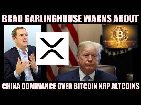 brad-garlinghouse-warns-about-china's-dominance-over-bitcoin-xrp-altcoins!-whales-pump-theta!