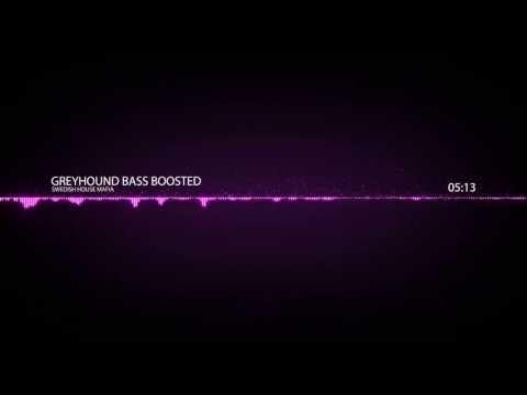 Swedish House Mafia- Greyhound (Bass Boosted)