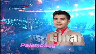"""Ginar """" Ghibah """" Palembang - Kontes Final KDI 2015 (1/5)"""