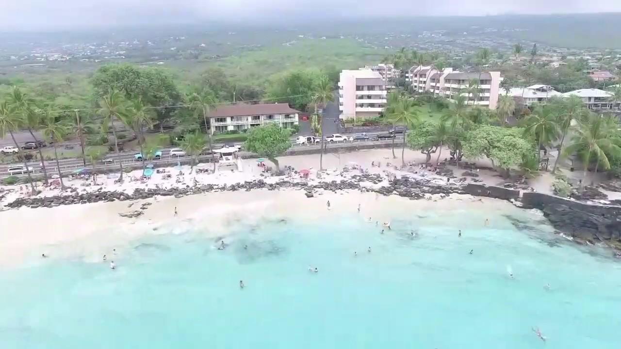 Magic Sand Beach Kailua Kona Hawaii
