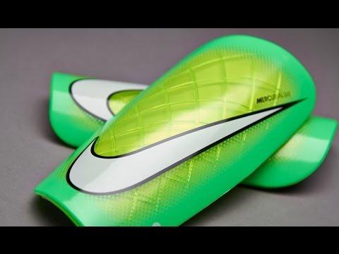 Видеообзор щитки Nike Mercurial Lite Shinpads - SP0284 371 (распаковка d139bcf8a31be