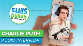 Yes, Charlie Puth Is Crying Over Special Someone In New Single, 'Attention' | Elvis Duran Show