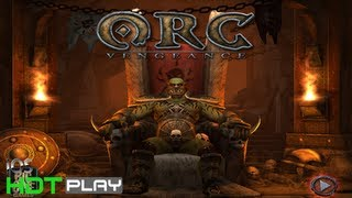 ORC Vengeance - Gameplay #5 Really Hard Battle (iPhone/iPad) HD