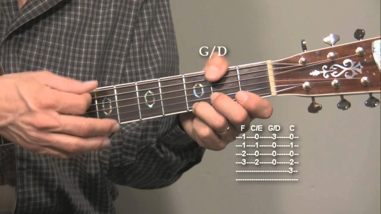 Phillip Phillips Home Easy Guitar Lesson Youtube