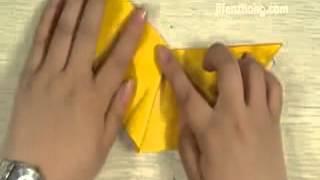Chinese Zodiac Cattle Origami