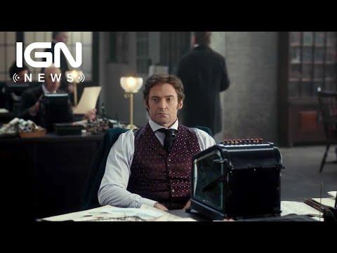 Hugh Jackman's Big Surprise Wasn't More Wolverine, But a One-Man Show - IGN News Mp3
