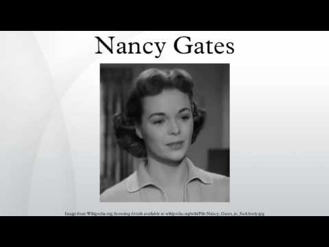 Nancy Gates