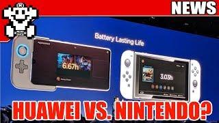 Huawei vs. Nintendo? / PS5 ohne extra Grafikchip! - NerdNews (1)337