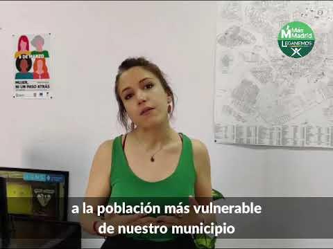 Leganés redobla esfuerzos en Servicios Sociales