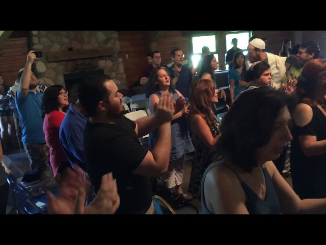 Shabbat Shalom from Hava Nashira 2014 - Part 2