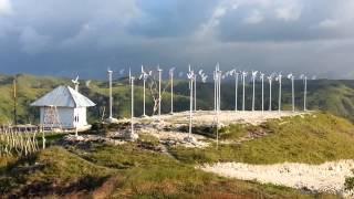 Hybrid Combination (Wind Turbine & Solarcell)  in Micro Wind Farm