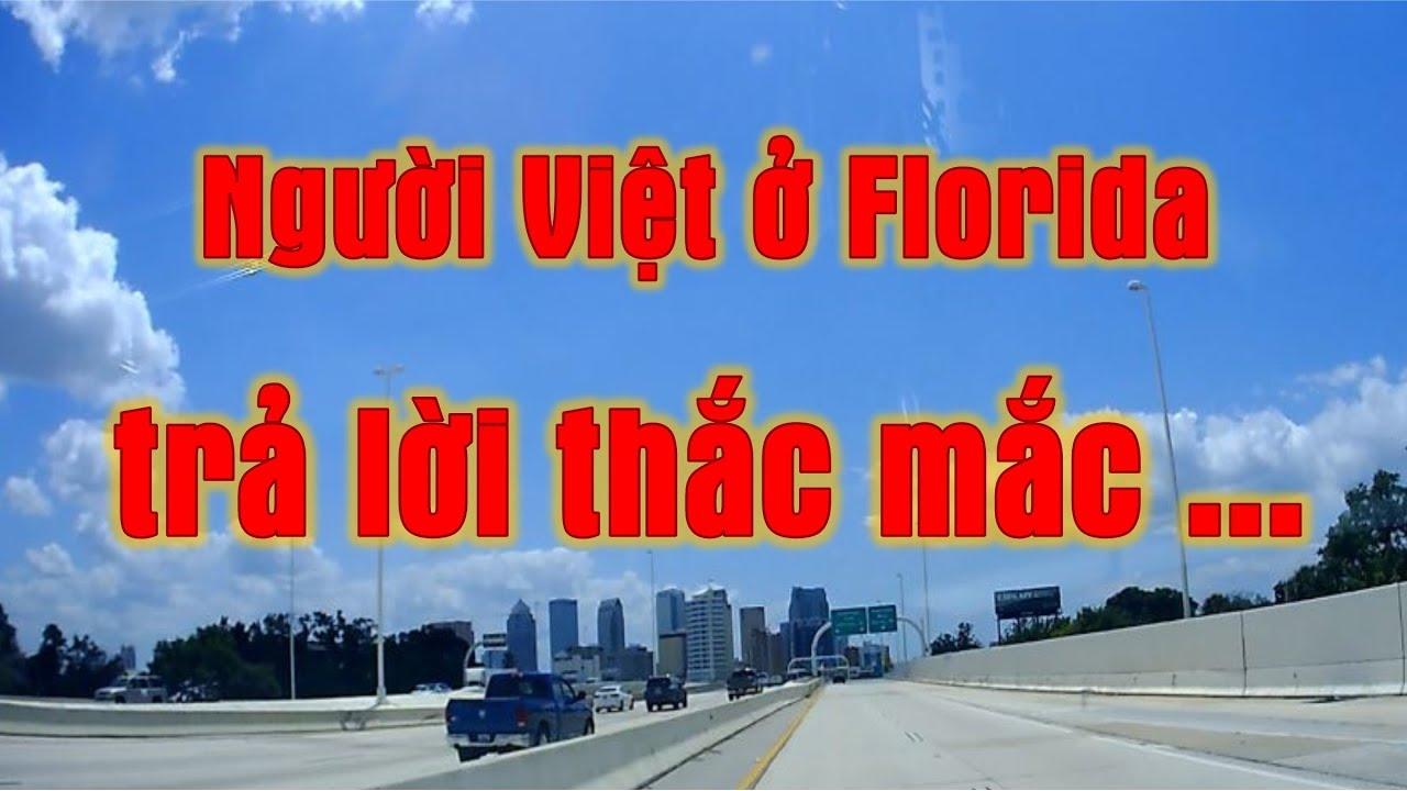 Trả lời một số  thắc mắc về Nhà cửa, Khí hậu, Cuộc sống ở Tampa & các vùng lân cận (Vlog 162)