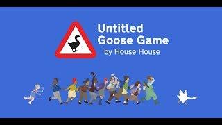 Гусиные истории в Untitled Goose Game. ч1