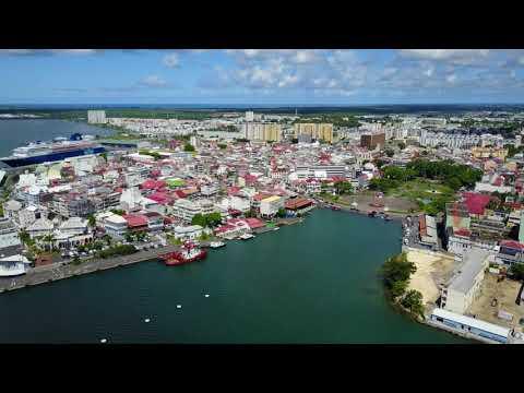 Pointe a pitre - Guadeloupe - FWI