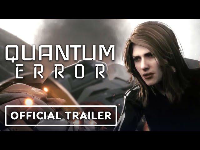 Quantum Error (видео)