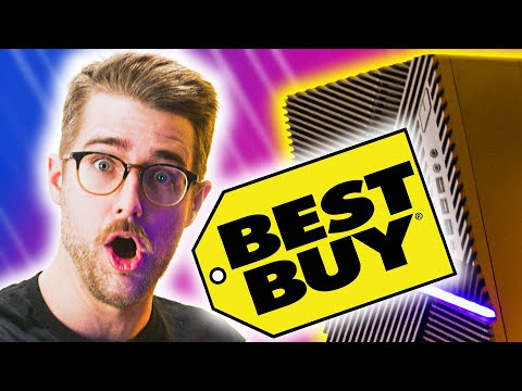 How BAD is a BestBuy Gaming PC?