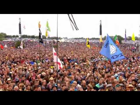 Biffy Clyro  Glastonbury Festival 2011 24 JUNE Friday Pyramid Stage Start 18:15-19:15