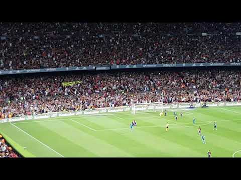 RONALDO SCORES GOAL VS BARCELONA RIPS OFF SHIRT (13/08/2017)