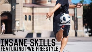 Insane Skills With PWG | Freestyle Tutorial For Beginners
