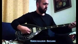 AMAZING INSTRUMENT - Turkish Baglama saz.