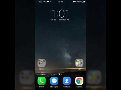 Dial Code 2g 3g 4glte Setting For Vivo Y53 Youtube