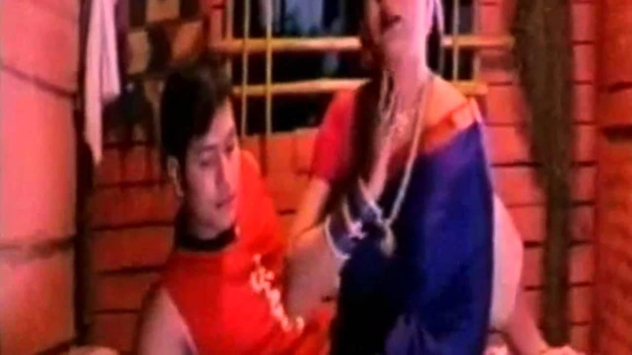Mallu Anty Masala B Grade Movie Scene - Mallu Aunty In Hot -4820