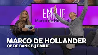 Emilie test de kennis van Marco de Hollander in de Grote Holland Quiz! 🤔🇳🇱 | Emilie&
