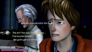 "Back to the Future The Game Ep 1 [Pt1] ""It"