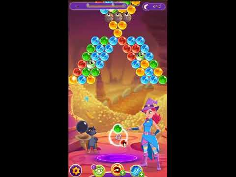 Bubble Witch 3 Saga Level 86 ~ 1 star ~ no boosters