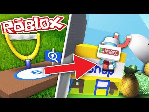 VYSTŘELEN Z PRAKU! | Roblox #53 | HouseBox