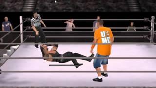 WWE SmackDown vs Raw 2011 - PPSSPP v0.6.1 [PC]