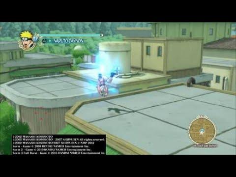 NARUTO SHIPPUDEN: Ultimate Ninja STORM TRILOGY |