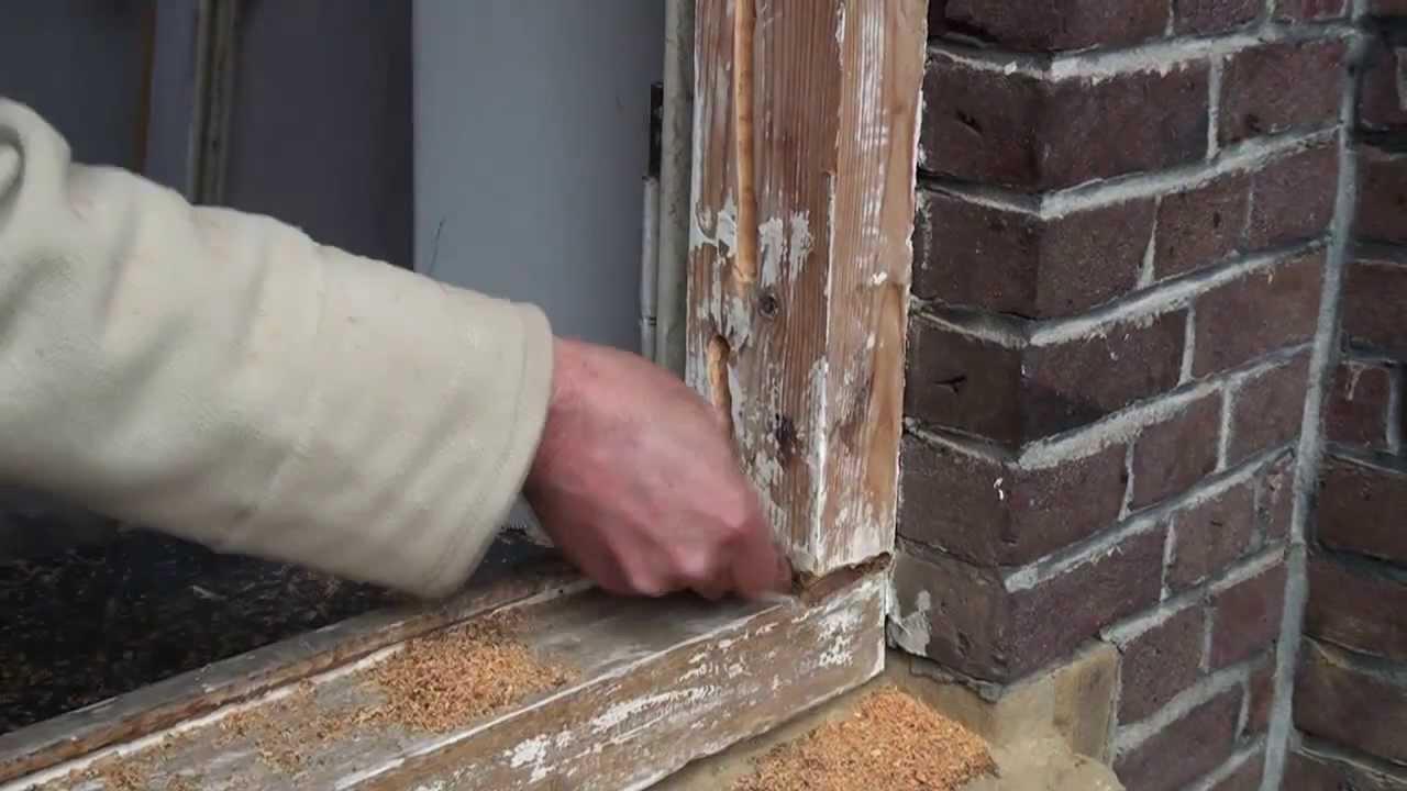 Extrem Holzfenster sanieren | Renovaid Sanierungssysteme - YouTube AP75