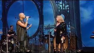 Lara Fabian & Matthew Johnson''Perfect'' live at Los Angeles 11-02-2018
