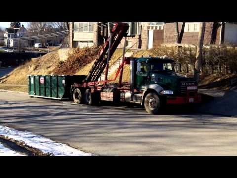(563) 332-2555 Orion, Illinois Garbage Collection Dumpster Rental Company