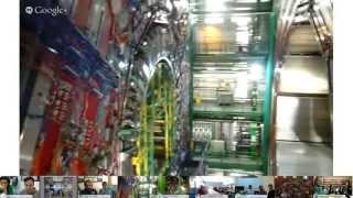 Hangout subterráneo (la caverna del experimento CMS) Thumbnail