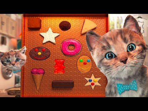Play Fun Costume Dress-Up Party & Pet Care Kids Game - Little Kitten Adventures Gameplay For Kids