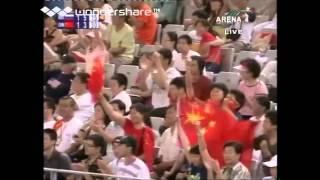 Beijing 2008 QF - Yan/Zheng vs. Kuznetsova/Safina