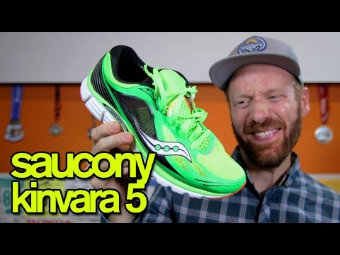 SAUCONY KINVARA 5 REVIEW | The Ginger Runner