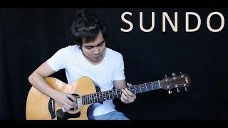 Sundo - Imago | Moira Dela Torre (fingerstyle guitar cover)