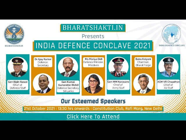 India Defence Conclave
