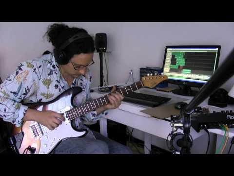 Srat Edge (modern blues improvisation on guitar) oLi