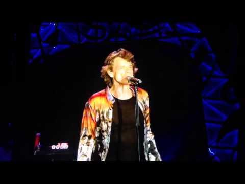 Wild Horses -The Rolling Stones Ralph Wilson Stadium 07/11/15