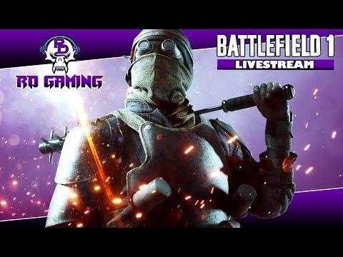 BATTLEFIELD 1 || SQUAD UP GUYS!!! || LIVESTREAM || PS4 thumbnail