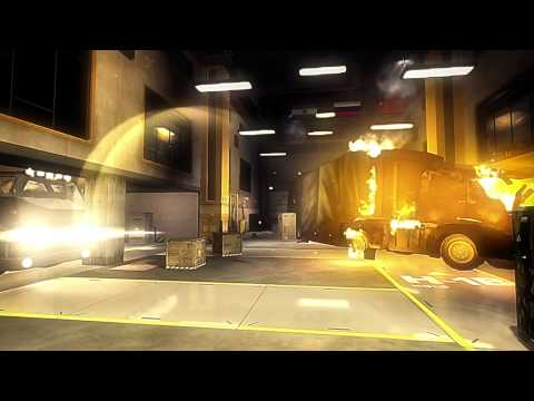 Deus Ex:Human Revolution - Panchea Port Entry Ambient