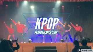 YHKCC INTERNATIONAL FUN FAIR (IFF) KPOP PERFORMANCE 2018