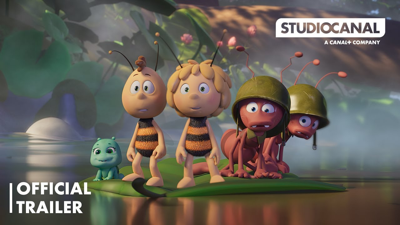 MAYA THE BEE: THE GOLDEN ORB Official Trailer [AUSTRALIA] In Cinemas January 7