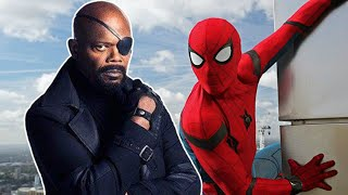 Is Nick Fury In Spider-Man: Far From Home?